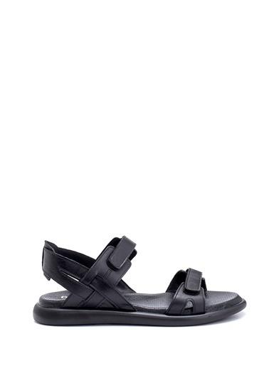 Derimod Kadın Sandalet (57) Konfor Siyah